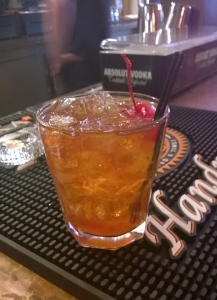 Rendezvous Old Fashioned