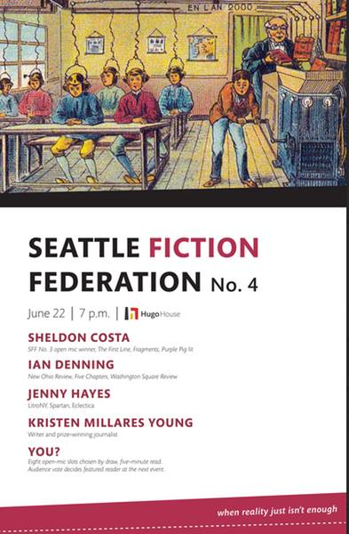 Seattle Fiction Federation