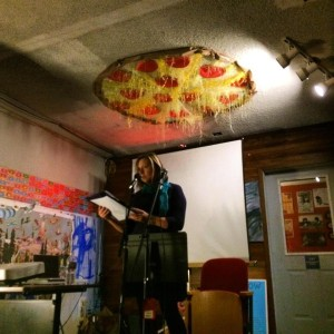 Jenny Hayes at Hollow Earth